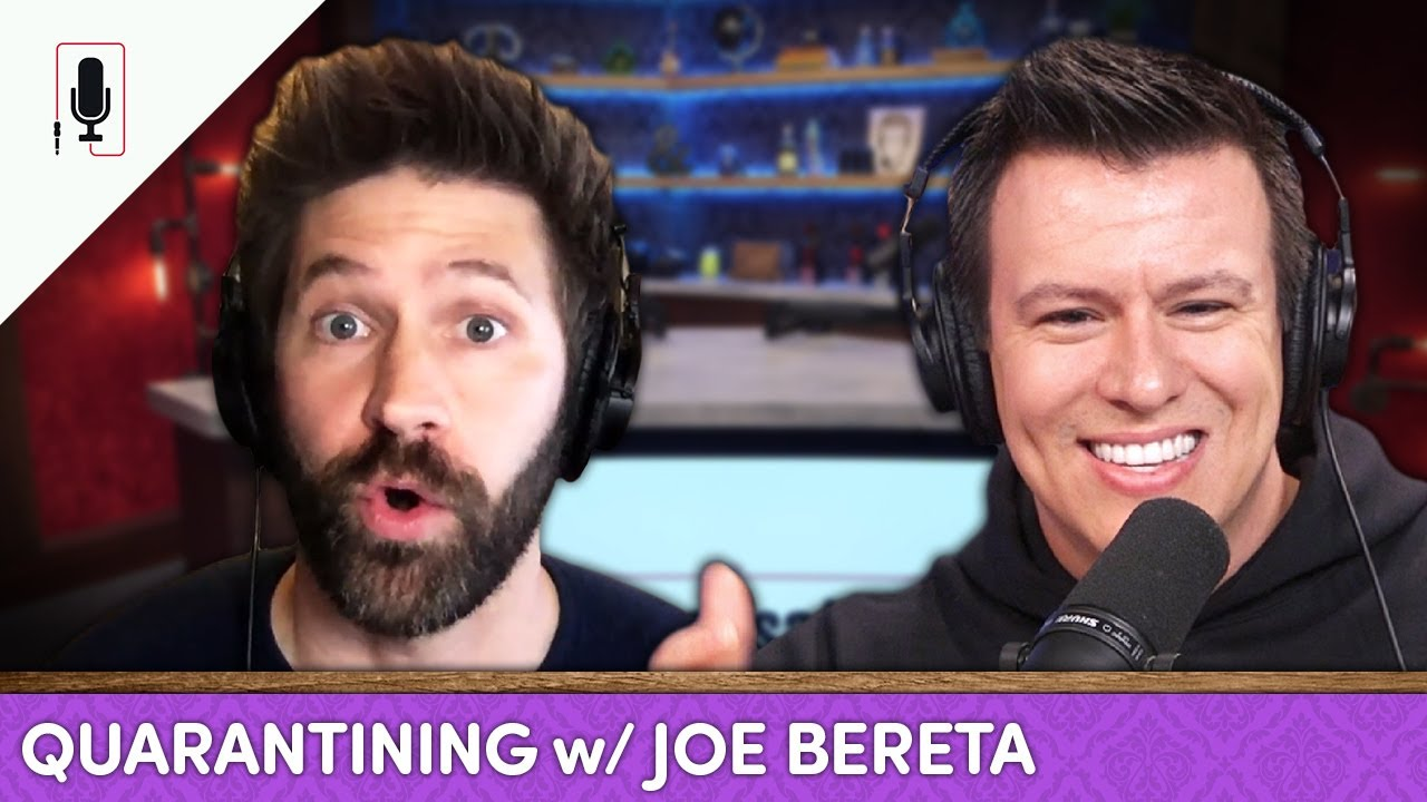 Joe Bereta Reveals Truth About SourceFed, SMOSH, The Valleyfolk & More | Ep. 31 A Conversation With