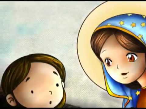 Historia De La Virgen De Guadalupe Para Niños