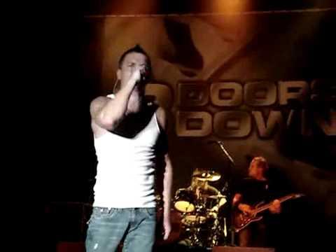 3 Doors Down - When It´s Over