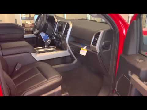 NEW 2019 FORD F-150 LARIAT at Iron City Ford (NEW) #KFA73165