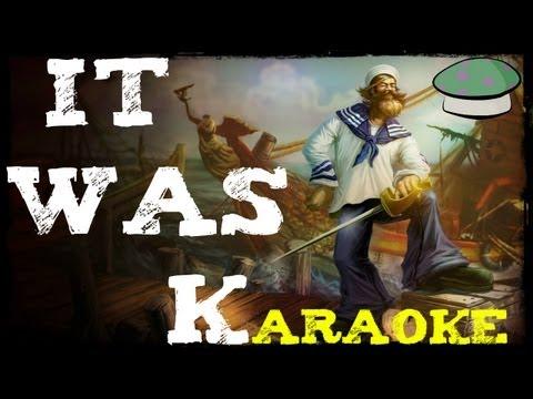 It Was K (Karaoke) - The Yordles