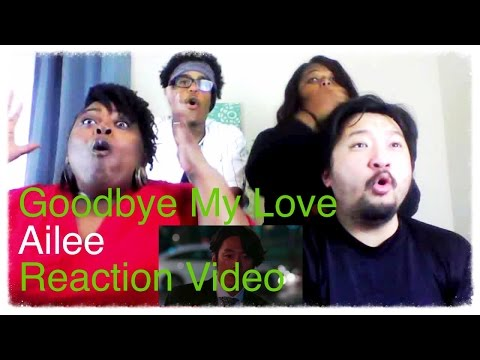 Ailee Goodbye My Love K-Pop Reaction (Request)