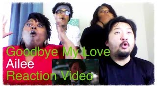 Video Ailee Goodbye My Love K-Pop Reaction (Request) download MP3, 3GP, MP4, WEBM, AVI, FLV Agustus 2018