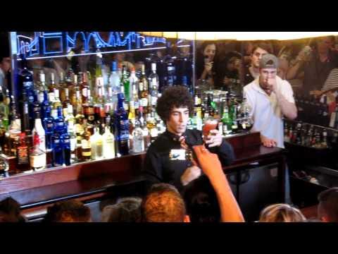Final TGI's Friday UK Flair 2010 - Pedro Garcia!!!