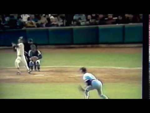 Roy White Hits Clutch Home Run 1978 ALCS