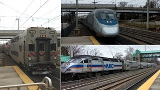 MARC Women's March Trains and Amtrak @ Halethorpe
