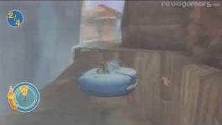 Planet 51 El Videojuego en Wii