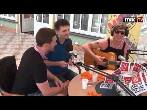 MIX TV: Comedy Club 2013: Зураб Матуа, Андрей Аверин и Дмитрий Сорокин в гостях у радио MIX FM