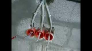 видео Электропроводка в частном доме