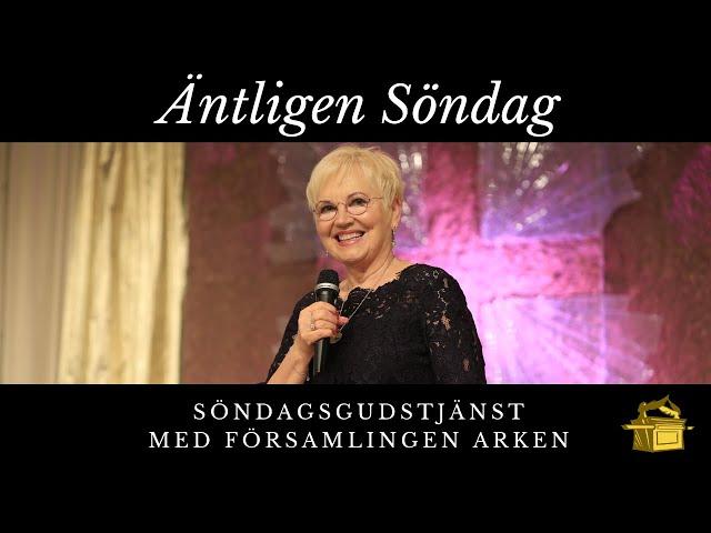 11/4 -21 Förmiddagsmöte - Du är en lem i en levande och synlig kristi kropp - Linda Bergling