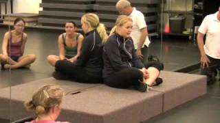 Broadway Connection Master Class With Gretchen Burghart Of Legally Blonde