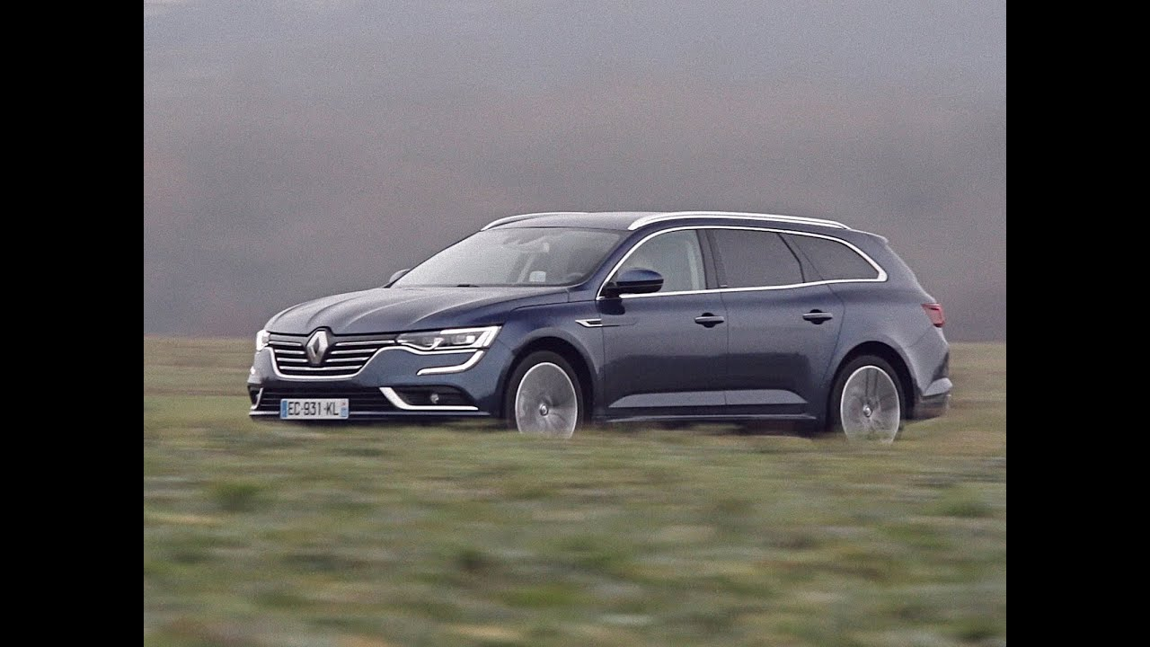 essai renault talisman estate tce 150 edc intens 2017 youtube. Black Bedroom Furniture Sets. Home Design Ideas