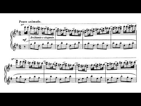 Heitor Villa-Lobos - Caixinha de música quebrada (audio + sheet music)