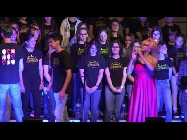 Concert Gospel 2017 Sainte Ursule : I belive I can fly