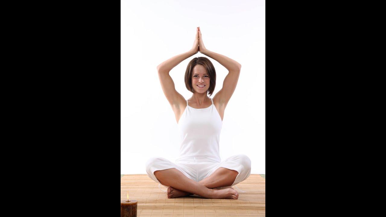 Хатха видео йога для похудения