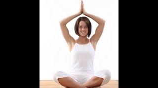 Хатха-Йога для начинающих. Похудение, здоровье и психологическое равновесие.