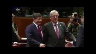 Немецкие сатирики: О переговорах Меркель и Эрдогана