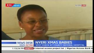 Xmas Babies: Nyeri mother delivers triplets on #ChristmasDay