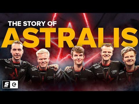 ที่สุดของ F@king Time: เรื่องราวของ Astralis
