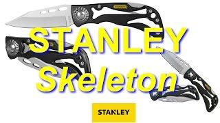 Розпакування Ніж складаний Stanley Skeleton з лезом 175 мм (0-10-253) з Rozetka.com.ua