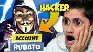 "Un HACKER est ENTRATO dans MY ACCOUNT de FORTNITE ""IMPOSSIBILE"""