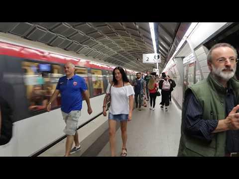 Hamburg U-Bahn Extravaganza 16 August 2018