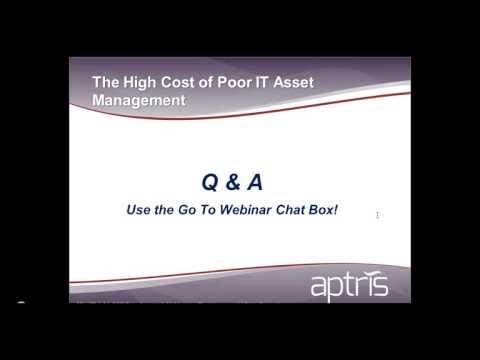 The High Cost of Poor IT Asset Management
