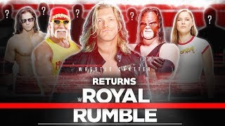 WWE Royal Rumble 2020 RETURNS | 10 Superstars Return at Royal Rumble 2020 Predictions Highlights