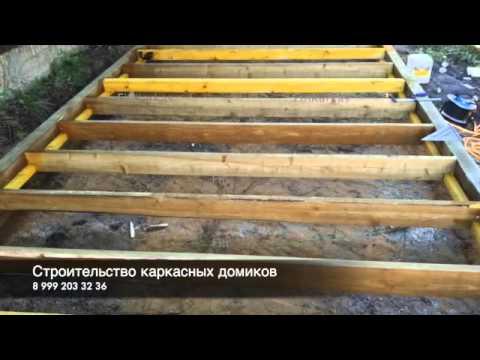Бытовка 2,3x6 от FiNKarkas.ru в Твери и Вышний Волочек - YouTube