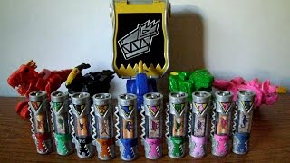 dino charger power packs and dino com review power rangers dino charge toys