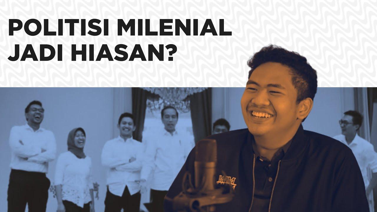 Politisi Milenial Jadi Hiasan? Ft. Wan Muhammad Ilham Politisi PPP - Teman Mikir #03