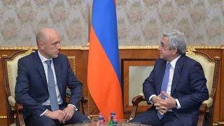 Հայաստանում է Լիտվայի ՀՔԾ տնօրենը