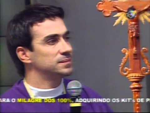 Pregação Padre Fábio de Melo - Amor, processo de continuidade Canção Nova (28-08-2008)