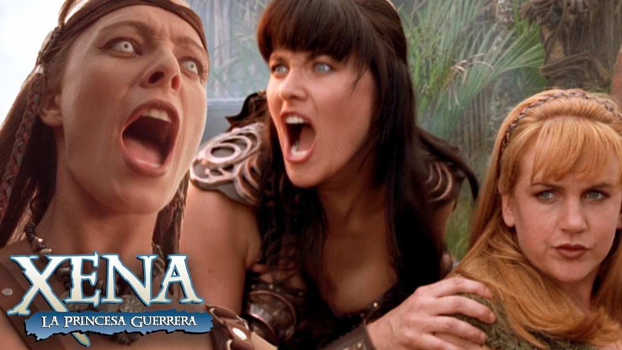 Download Velasca se convierte en Diosa | Xena: La Princesa Guerrera