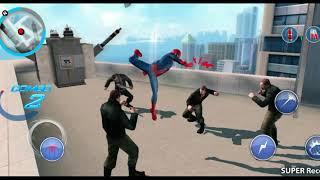The amazing spiderman 2 parte 2 del capítulo 1