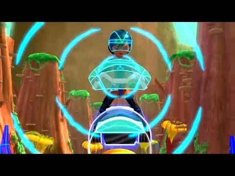 Майлз с другой планеты - Галактек: Загадка динозавров - Сезон 2 Серия 17 Мультфильм Disney Узнавайка