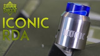 Iconic RDA ~ Not just for squonking