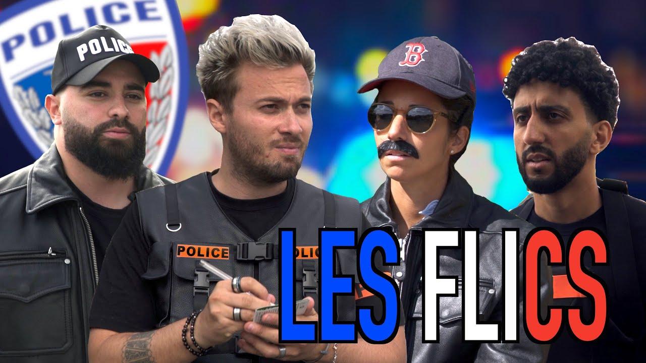 Download ÊTRE FLIC ... QUAND T'ES CON- NINO ARIAL ( Feat Léa Lando, Ilyes Mela et Yassine Hitch)