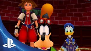 KINGDOM HEARTS HD 1.5 ReMIX E3 Trailer | E3 2013