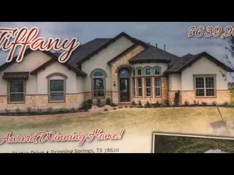 Vintage Estate Homes Dripping Springs Youtube