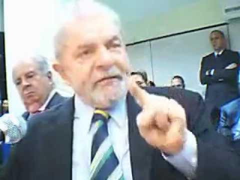 A íntegra do 1º depoimento de Lula na Lava Jato