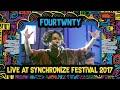 fourtwnty live at SynchronizeFest   7 Oktober 2017