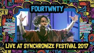 Video fourtwnty live at SynchronizeFest - 7 Oktober 2017 download MP3, 3GP, MP4, WEBM, AVI, FLV Agustus 2018