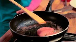 Kijk Hoe moet je vlees en vis bakken filmpje