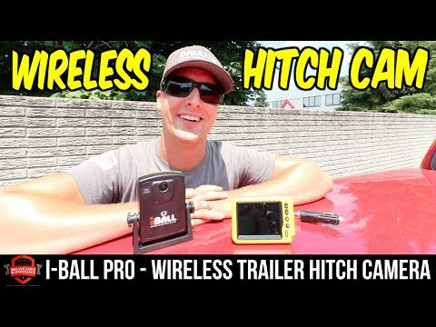 iBall Digital Pro Wireless Trailer Hitch Camera - Introduction / Overview