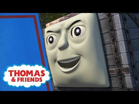 Thomas & Friends UK | Troublesome Trucks Song Compilation 🎵| The Adventure Begins | Videos for Kids