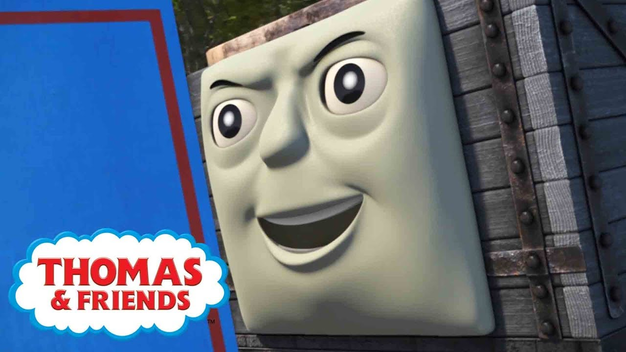 Roblox Troublesome Trucks Face Rws The Adventure Begins James The Runaway By Thetankenginecenter