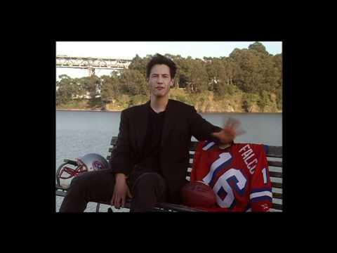 2000 Keanu Reeves. Making the plays: an actor's guide to football. The Replacements