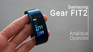 Samsung Gear Fit 2, la smartband con GPS | ANÁLISIS Y OPINIÓN