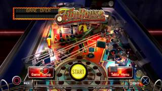 The Pinball Arcade PS4 Gameplay